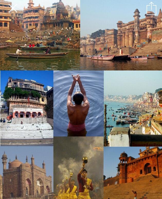 Blog 9 Part 1 Varanasi