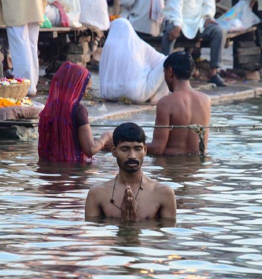 BLOG 9: Varanasi India 1984