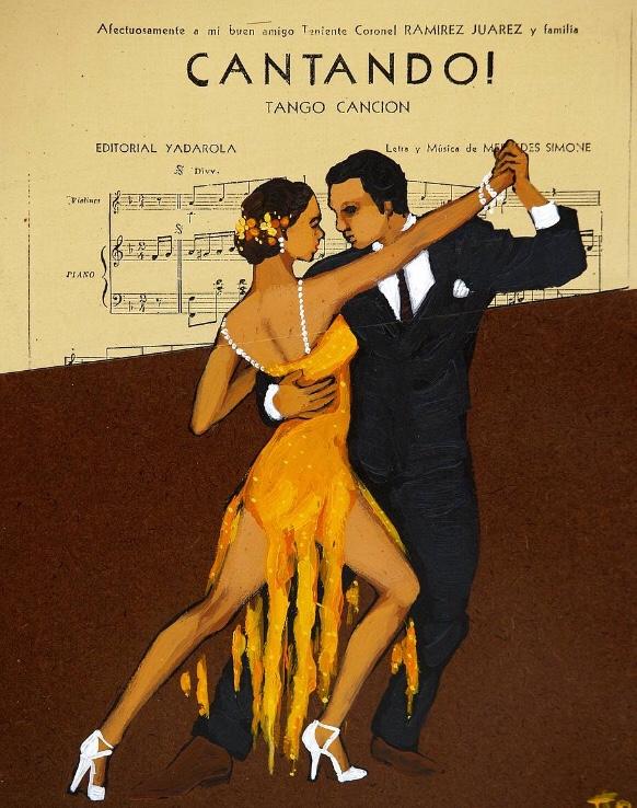 Poem Poetry: Tango