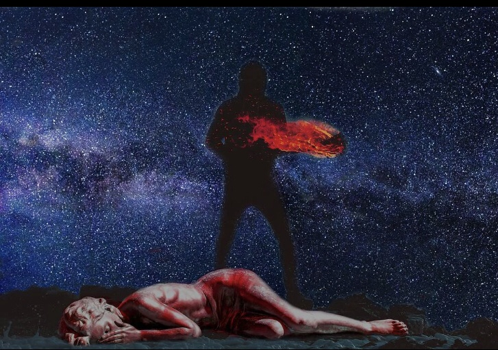 Poetry Poem: Cosmic Sun