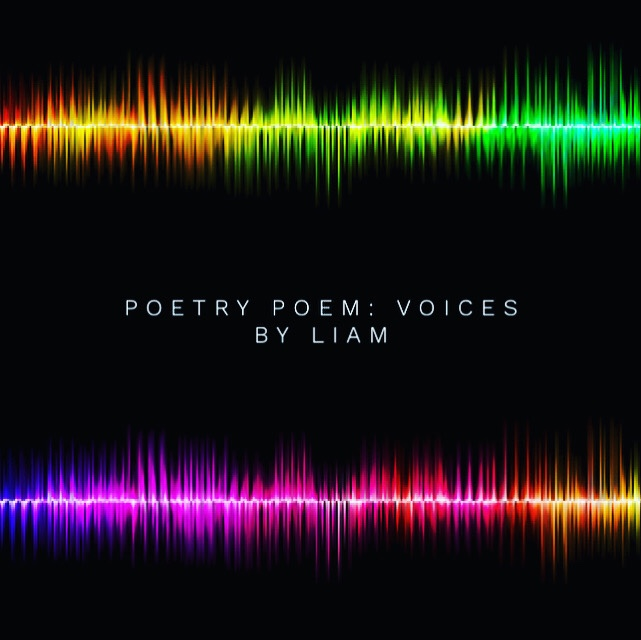 Poetry Poem: Voices