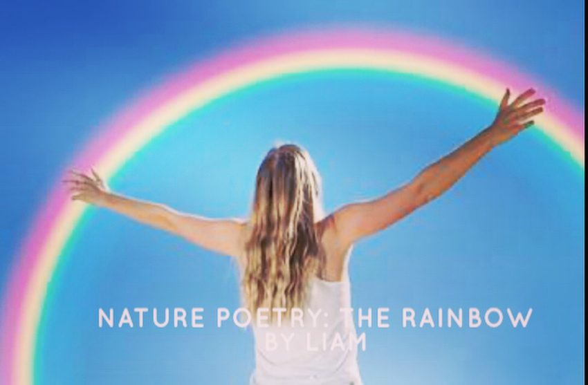 Nature Poetry: The Rainbow 🌈