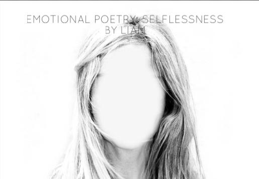 Emotional Poetry: Selflessness