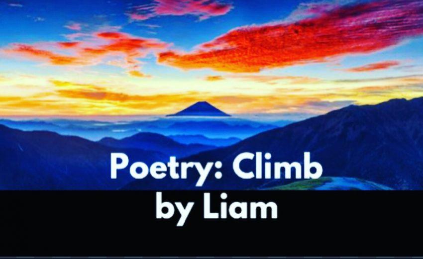 Poetry: Climb