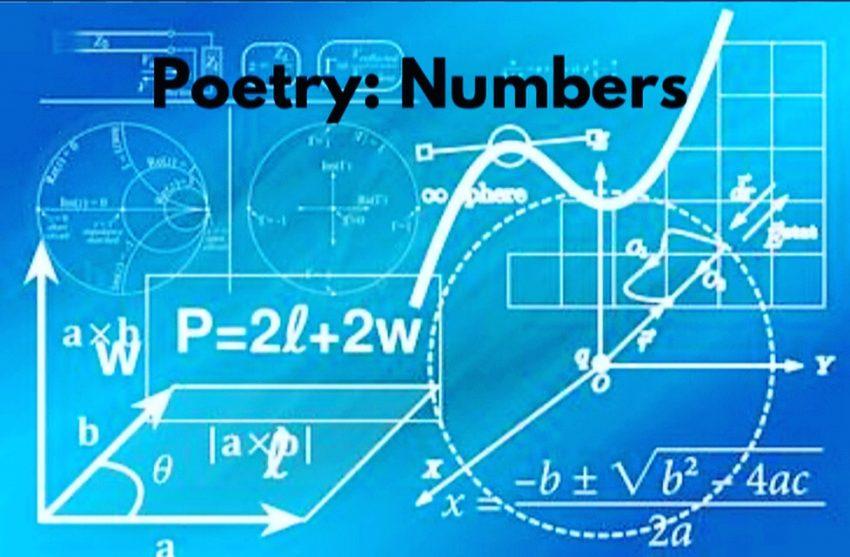 Poetry: Numbers