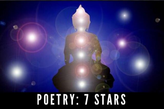 Poetry: Seven Stars ⭐️