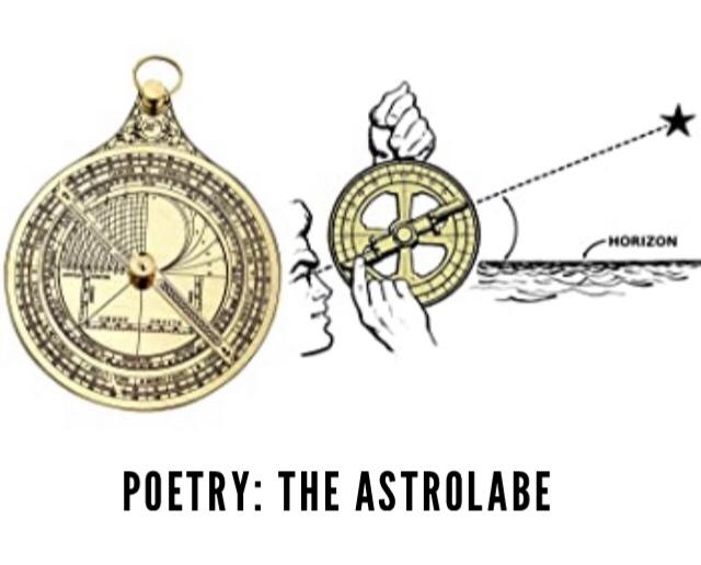 Poetry: The Astrolabe