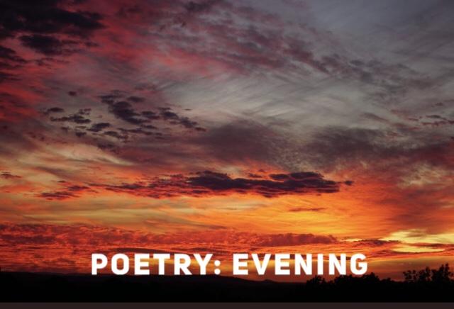 Poetry: Evening