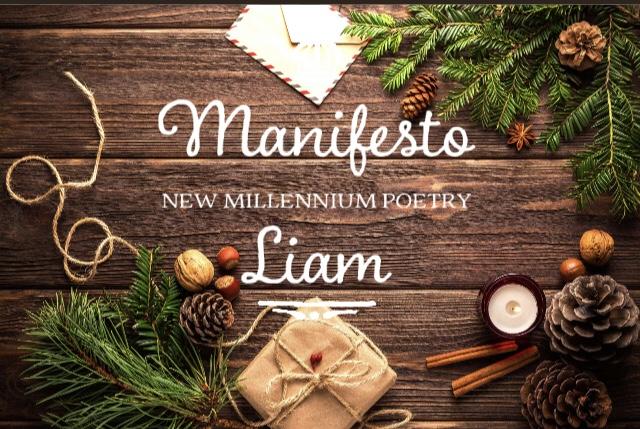 Manifesto, New Millennium Poetry