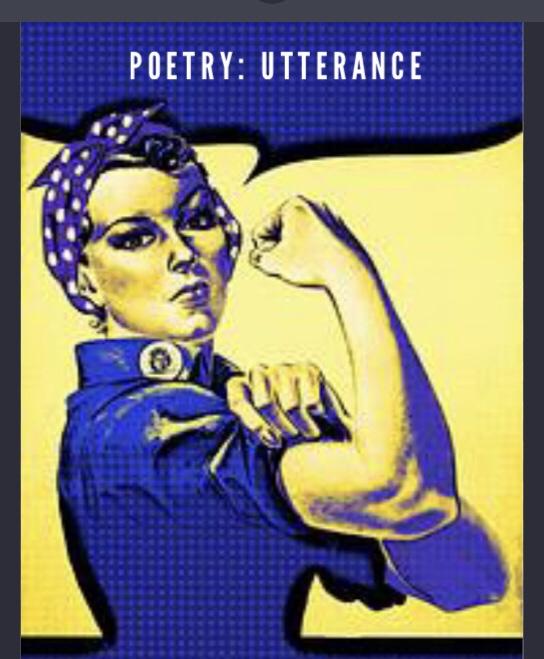 Poetry: Utterance