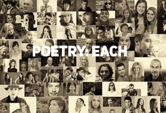 Poetry: Each