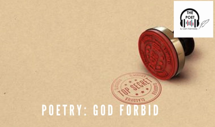 Poetry: God Forbid